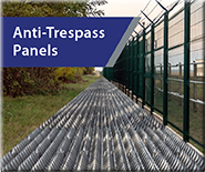 Anti-Trespass Panels Button